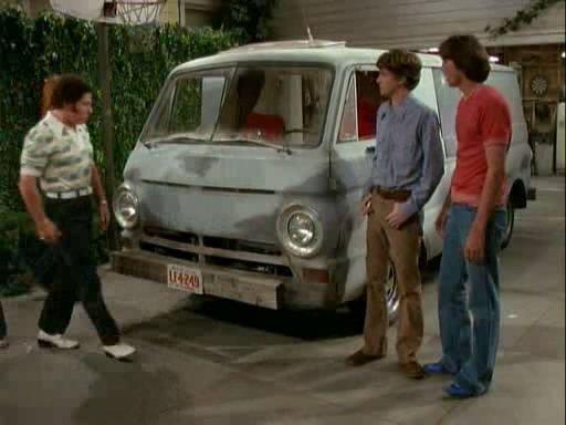 That 70's show van