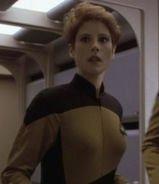 """Enterprise-D Officer, TNG: """"Power Play"""""""